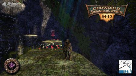 8 nuevas imágenes de Oddworld Stranger
