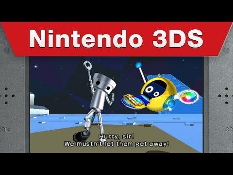 Nintendo nos muestra nuevos poderes para Chibi Robo en Chibi-Robo! Zip Lash