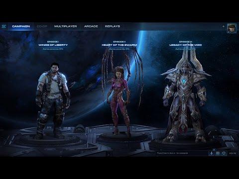 Descubre el Legado de StarCraft II: Legacy of the Void con el tráiler de lanzamiento