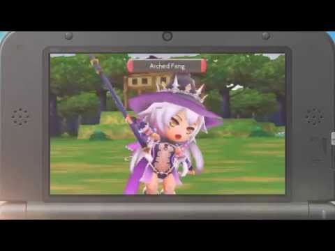 Lánzate a la búsqueda de brujas en tu Nintendo 3DS con Stella Glow