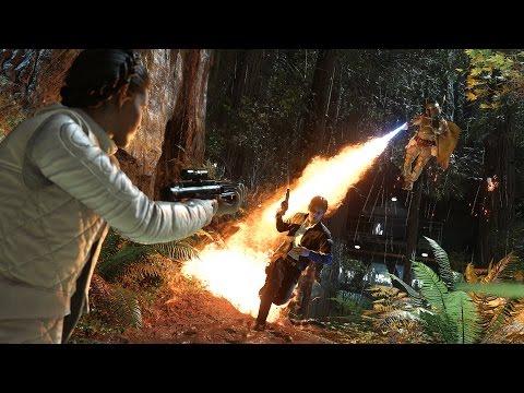 Luke Skywalker y Han Solo asaltan Hoth con nuevas ropas y otras novedades