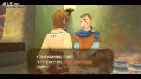 Así es la primera imagen del nuevo Zelda para Wii. Nuestros expertos opinan.