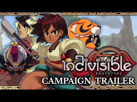 Indivisible confirma su lanzamiento en PC, PS4 y Xbox One