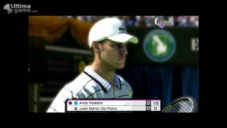 SEGA presume de la versión para PS Vita con una galería de imágenes - Noticia para Virtua Tennis 4