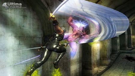 Ninja Gaiden Sigma, al descubierto con espectaculares nuevas capturas
