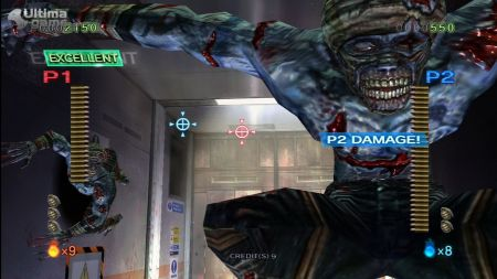 Tráiler de lanzamiento con las mejoras, novedades y hordas de zombies - Noticia para The House of the Dead 4