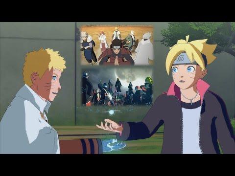 Naruto Storm 4 se une a la Liga Oficial de Playstation