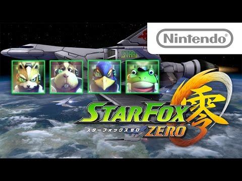 Domina el espacio con Star Fox Zero y tu Wii U
