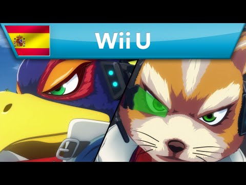 Así es la increíble primera batalla animada de Star Fox Zero - Noticia para Star Fox Zero