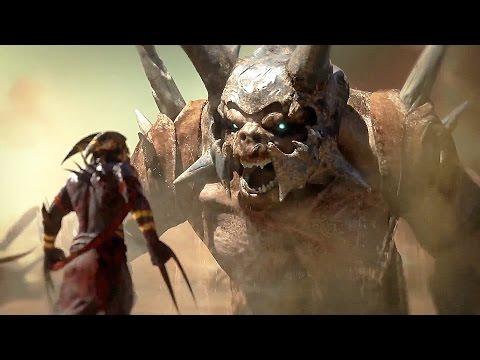 Disfruta del Shadow of the Beast original junto a la nueva versión del PS4