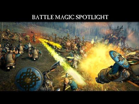 Siente la emoción de las batallas de Warhammer metiéndote en mitad de una