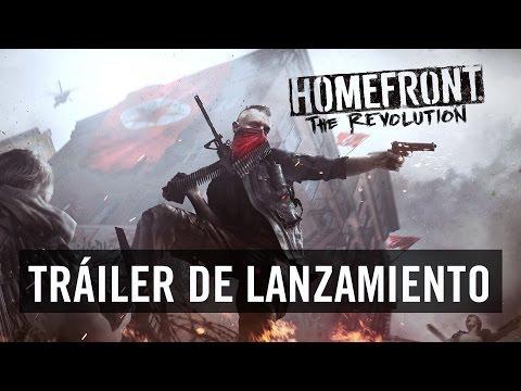 Homefront Revolution, disponible desde 18.90 euros