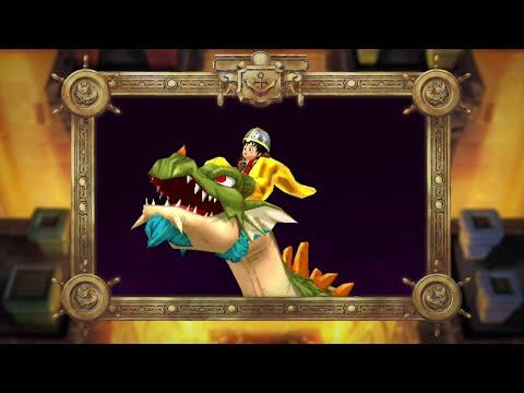 Explora el mundo a lomos de tu dragón