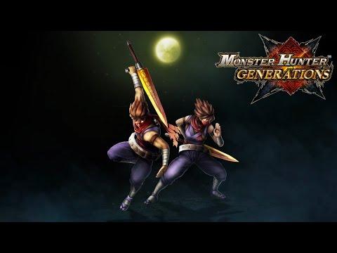 A Nintendo Switch llega el segundo juego de la saga Monster Hunter, esta vez una versión exclusiva