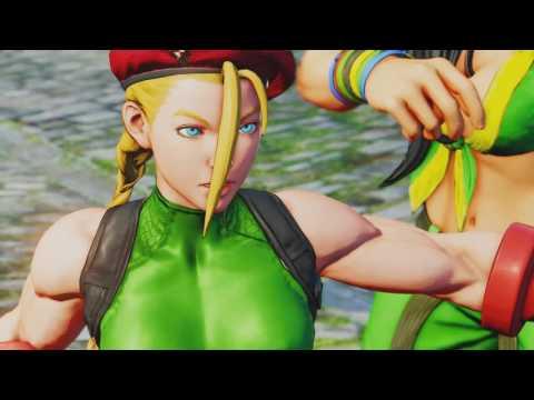 La Sombra Cae sobre Street Fighter - Noticia para Street Fighter V