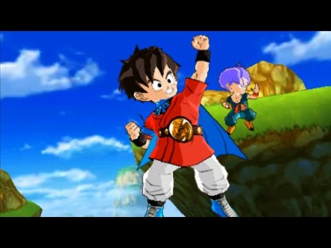 Dragon Ball Fusions, camino de tu 3DS
