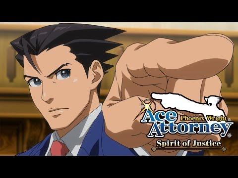 Phoenix y Apollo nos muestran el \'Espíritu de la Justicia\' - Noticia para Phoenix Wright: Ace Attorney - Spirit of Justice