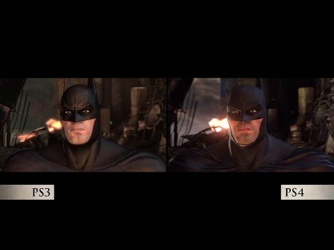 Así ha evolucionado Batman aprovechando PS4 y Xbox One - Noticia para Batman: Return to Arkham
