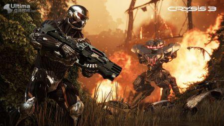 Anunciados los juegos gratis de PS4, PS3 y Vita en Agosto - Noticia para Crysis 3