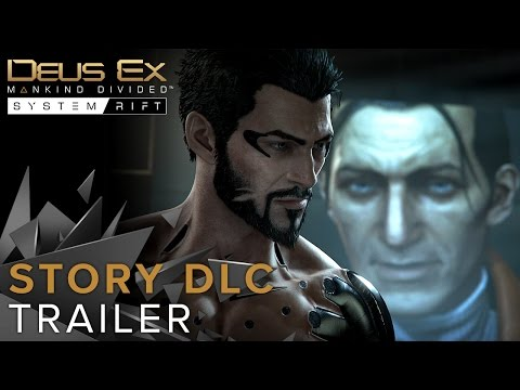 Sigue la aventura de Adam Jensen en System Rift - Noticia para Deus Ex: Mankind Divided