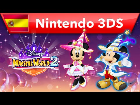 Diviértete con Mickey y sus amigos en un mundo mágico - Noticia para Disney Magical World 2