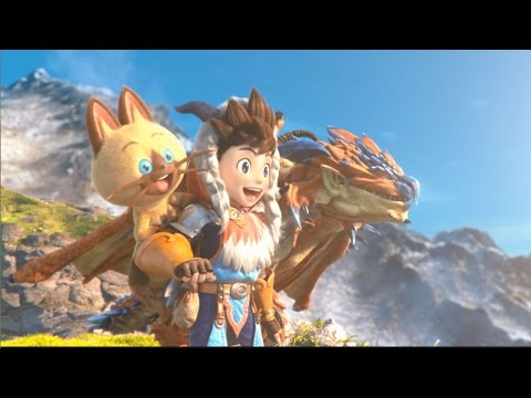 Nuevos monstruos se unen a Monster Hunter Stories