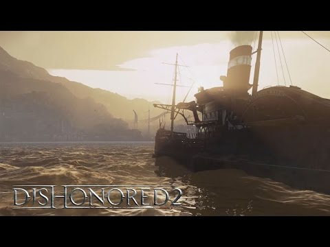Así es como podría verse una película basada en Dishonored