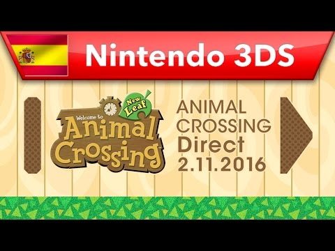 Animal Crossing: New Leaf se refresca con la llegada de los Amiibos