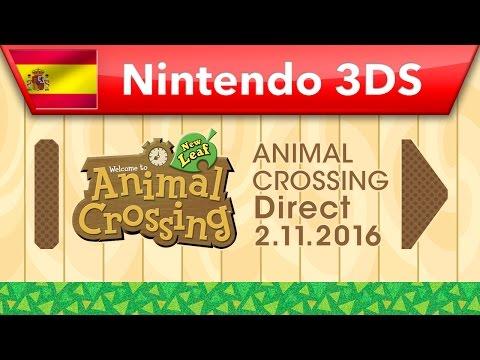 Animal Crossing: New Leaf se refresca con la llegada de los Amiibos
