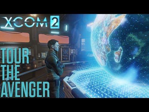 Explora la base de operaciones en primera persona gracias a la actualización del juego - Noticia para XCOM 2