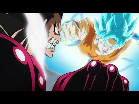 La esperada pelea entre Luffy y Goku, solo en tu 3DS - Noticia para One Piece: Great Pirate Coloseum