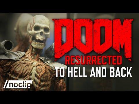 Así luce Doom en su modo portátil en Nintendo Switch