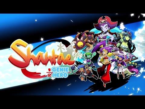 La magia de Shantae toma PS4, PS Vita y Wii U - Noticia para Shantae: Half-Genie Hero
