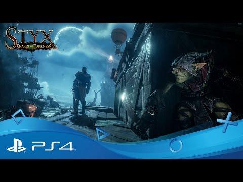 Styx como personaje protagonista del juego