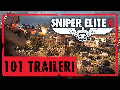 Un  completo repaso a las características más importantes del juego - Noticia para Sniper Elite 4