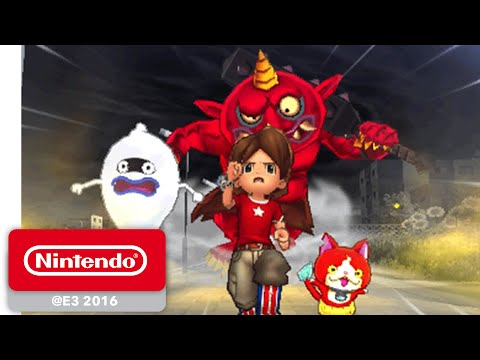 Monstruos y fantasmas vuelven a invadir tu 3DS - Noticia para Yo-Kai Watch 2