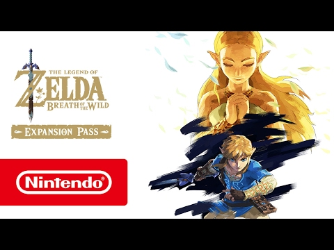 Las aventuras de Link en Switch continuarán con DLCs y un Pase de Temporada - Noticia para The Legend of Zelda: Breath of the Wild