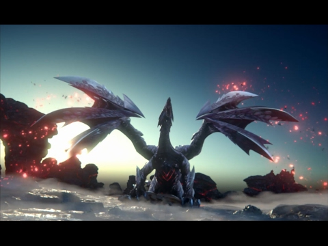 Nintendo Switch tendrá su propia versión de Monster Hunter XX