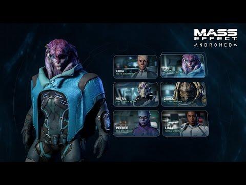 El modo cooperativo de Mass Effect Andromeda, explicado por Bioware