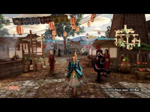 El castillo ciudad donde podremos crear nuevas armas y conocer partes de la historia - Noticia para SAMURAI WARRIORS: Spirit of Sanada