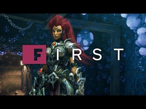 GunFire Games nos enseña a Fury combatiendo con enormes criaturas de fuego