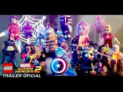 Los héroes de Marvel en LEGO hablan en perfecto español - Noticia para LEGO Marvel Super Heroes 2