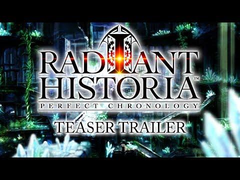 La versión para 3DS de Radiant Historia ya tiene confirmado su lanzamiento en España