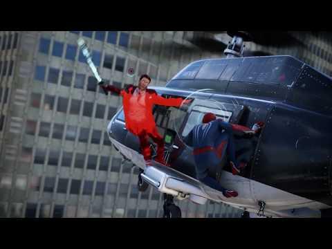 Esta es la apariencia de Peter Parker sin el traje de Spider-Man