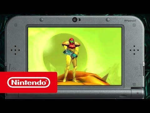En Europa, el nuevo Metroid para Nintendo 3DS tendrá una edición de coleccionista muy chula