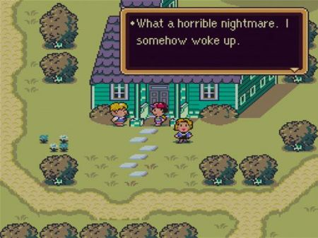 Nintendo confirma el lanzamiento de Earthbound en Wii U - Noticia para EarthBound