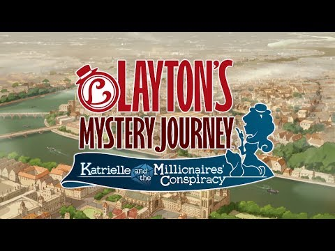Estas son las novedades de Lady Layton entre Switch y 3DS