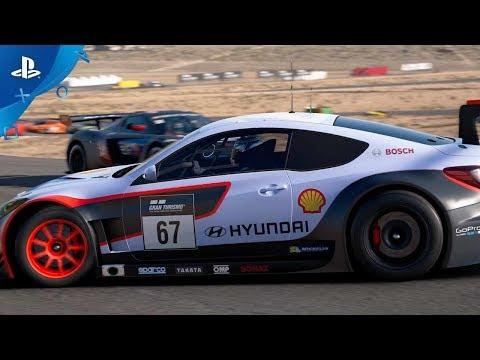 El prototipo más espectacular, exclusivo para Gran Turismo Sports