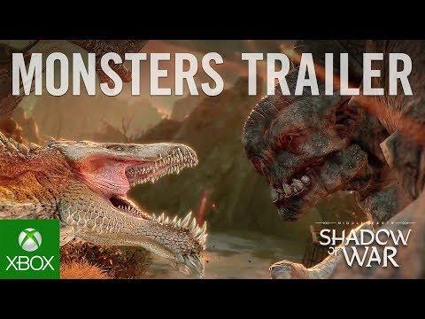 Nuevo vídeo con algunos de los monstruos a los que nos enfrentaremos - Noticia para La Tierra Media: Sombras de Guerra