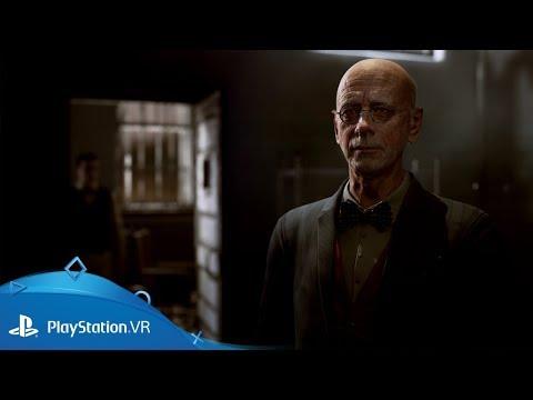 Los creadores de Until Dawn nos hablan de su segundo juego en realidad virtual